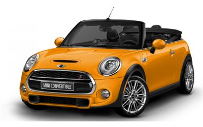 Autos Roquero - Mini Cabrio